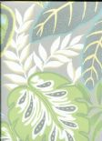 Signature By Sarah Richardson Wallpaper Jasmine 2785-87421 By A Street Prints For Brewster Fine Deco